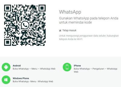 Cara Mengirim File Lewat WhatsApp di Laptop