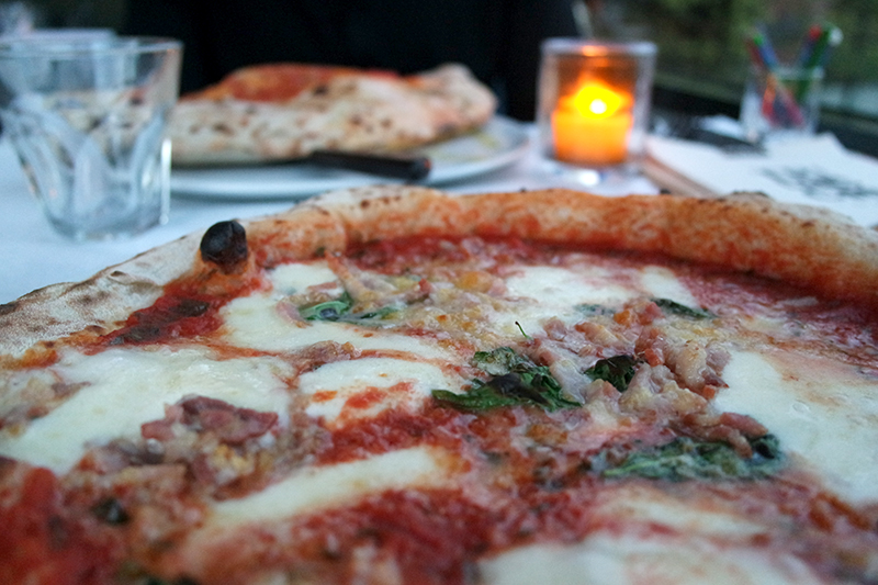 Tre Ciccio Italian Wood Fired Pizza
