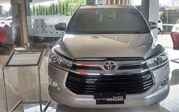 Mobil Baru Toyota Innova 2018