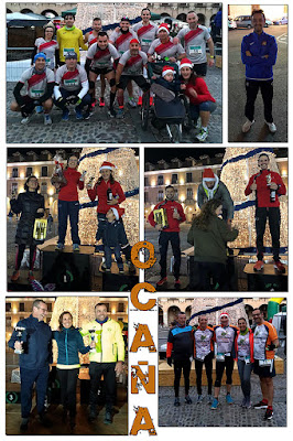 Atletismo Aranjuez Ocaña