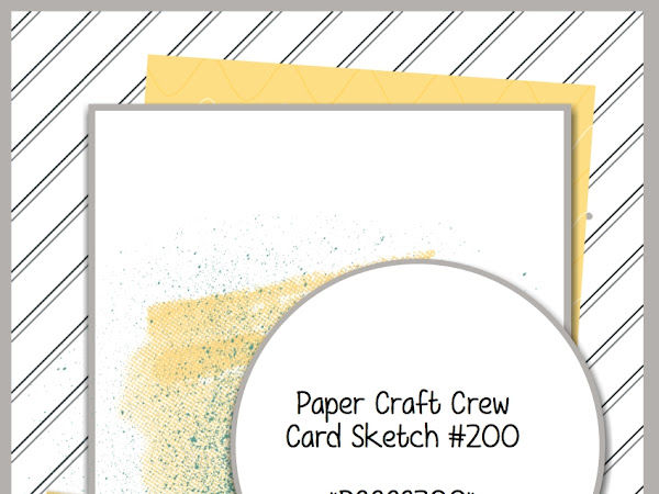 Paper Craft Crew Challenge #200