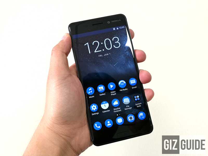 Nokia 6, along with Nokia 5, to get Android P