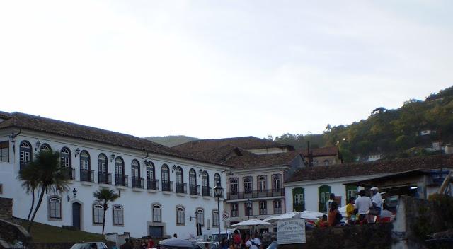 Feira de Artesanato em Ouro Preto