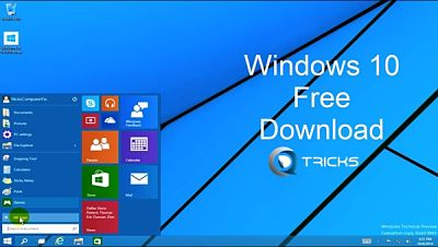 Windows 10 Free Download ISO 64 Bit 2016