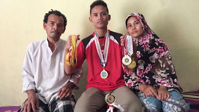 Hurairah, Juara Dunia Hapkido dari Aceh, Tak Punya Biaya untuk Kuliah