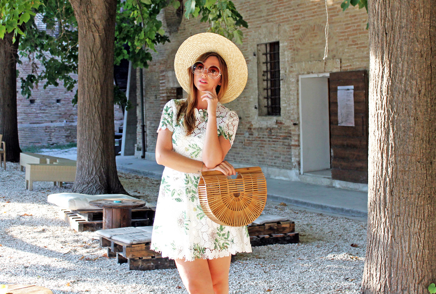 Francesca Focarini italian fashion blogger