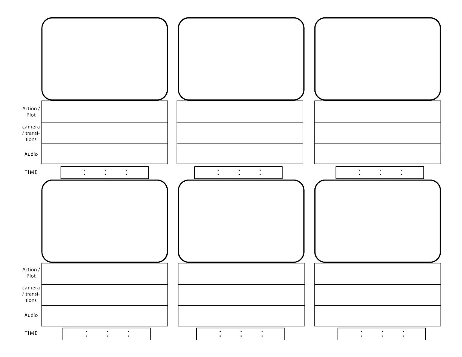 Storyboards for eLearning