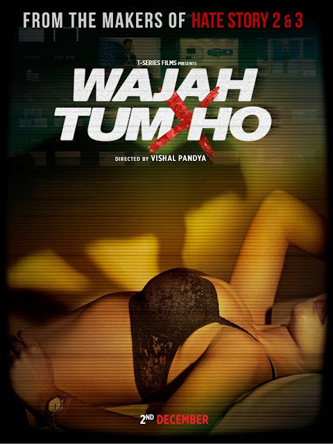 Wajah Tum Ho First look Sana khan