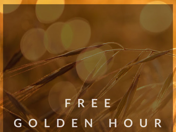 Free Golden Hour Glow Overlay