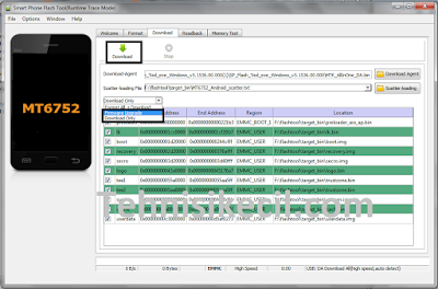 Tutorial) Cara Flashing Infinix Smart 2 X55151/ X5515F
