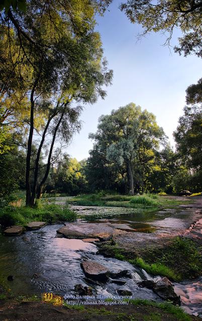 Чернигов река Белоус