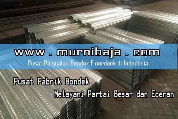 Harga Bondek Sindang Jaya