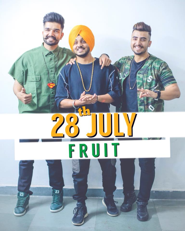 Fruit     Sukh Kharoud, Davi Singh & Guri Singh    new song