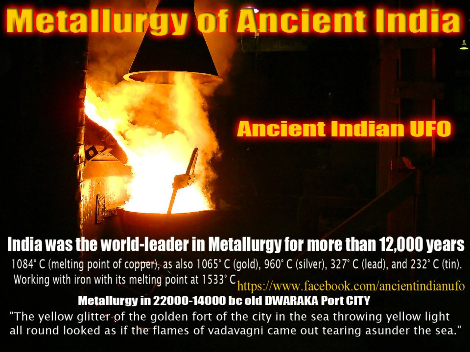 THE LEGACY OF METALLURGY IN ANCIENT INDIA - IAS OUR DREAM