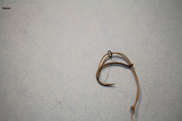 Looped over Chod Hook