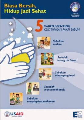 Pengertian Dan 50 Contoh Poster Kebersihan Belajar Aktif