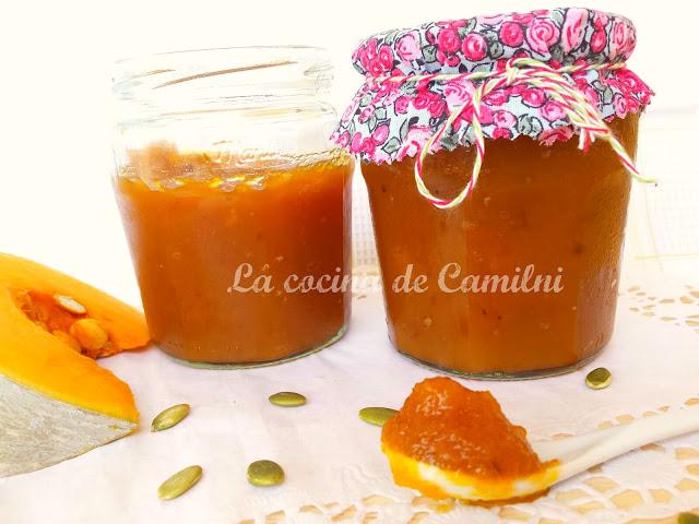 Mermelada de Calabaza (La cocina de Camilni)