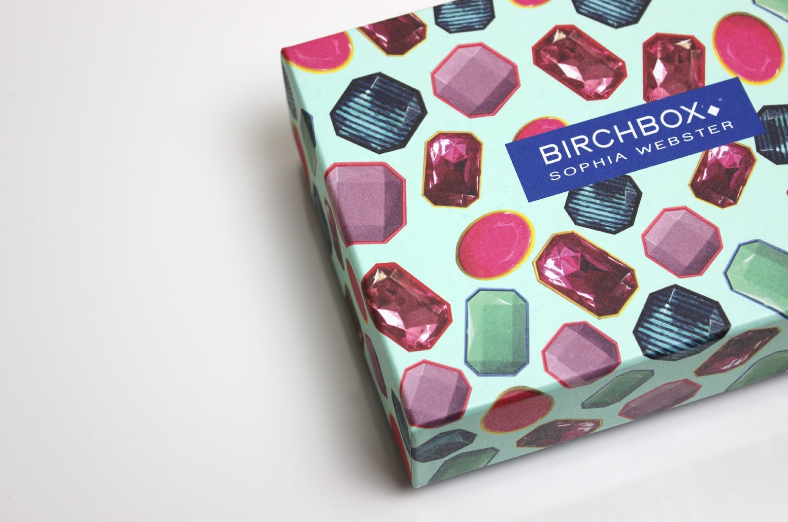 A picture of the December Birchbox UK 2014