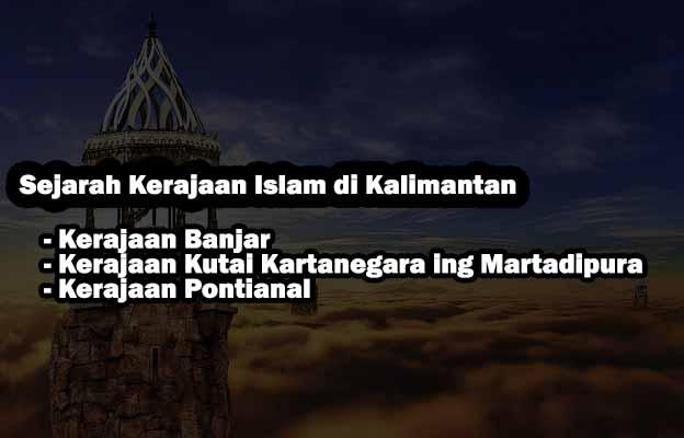 Sejarah Kerajaan Islam di Kalimantan