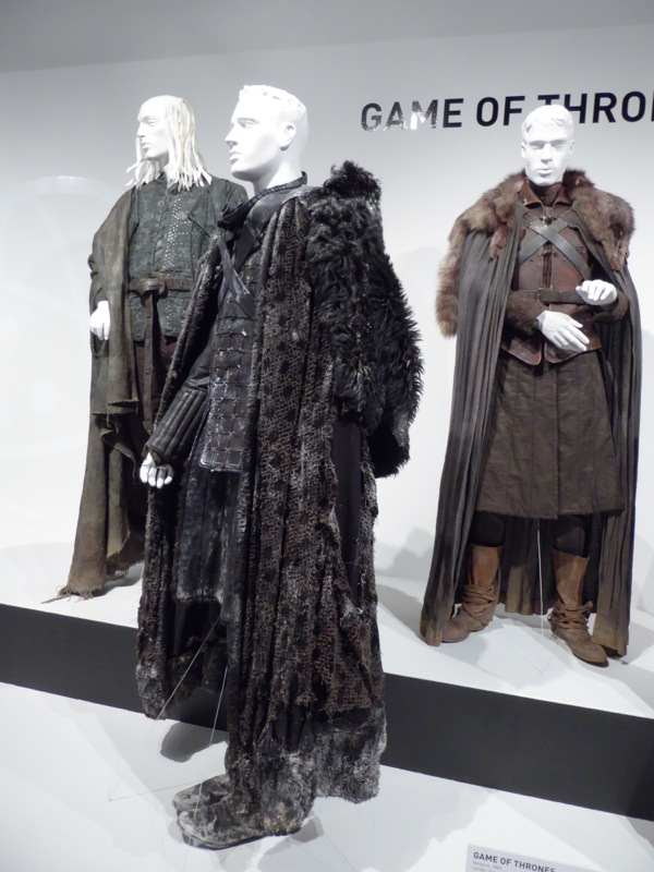 Alliser Thorne costume Game of Thrones