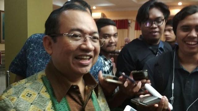 Kaget Luhut Maju Saat Ada Protes ke KPU, BPN: Kami Berprasangka Baik