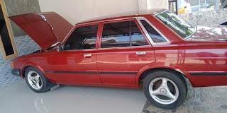 Juwal Cepat , Toyota DX Mark Two 1982 Pajak Hidup, 14jt harga BU , Call/WA 08155142969