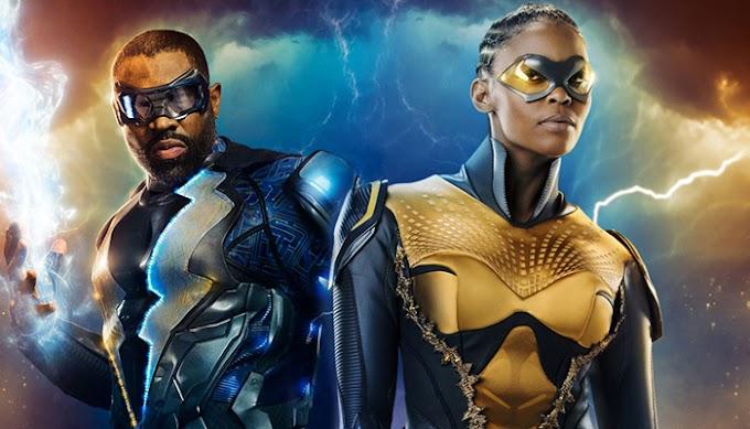 Raio Negro, nova série da Netflix, terá heroína negra e lésbica