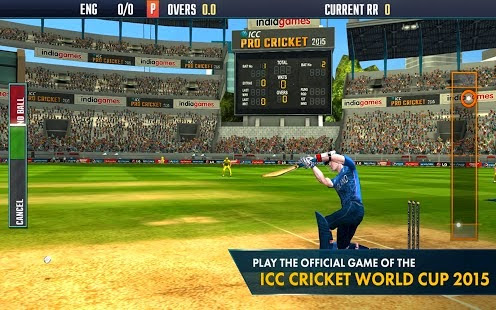 ICC Pro Cricket 2015 v1.0.182 Apk Mod [Gold, Silver & VIP M0D]  Download Free Android Game | Android Games and apps