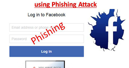 How to Hack a Facebook Account Using Phishing Attack