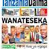 HAYA HAPA MAGAZETI YA LEO JUMATANO APRILI 18,2018 -NDANI NA NJE YA TANZANIA