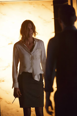 Tricia Helfer in Lucifer Season 2