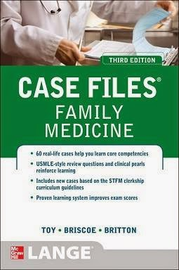 Case Files Family Medicine 3rd Edition Pdf 2012