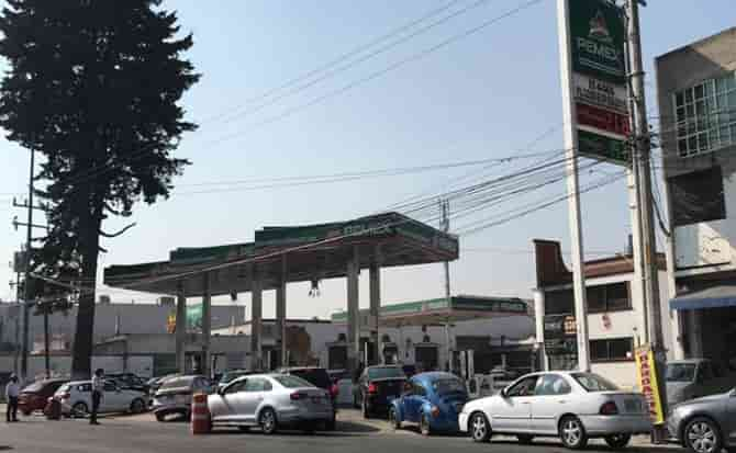 Combustible, diesel, gasolinera