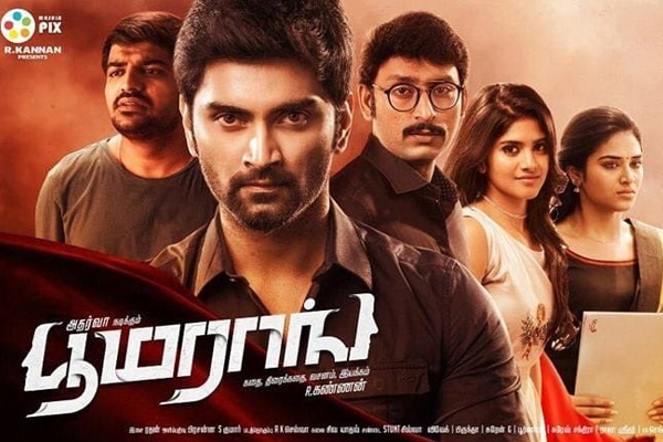 Tamil movie Boomerang 2019 wiki, full star cast, Release date, Actor, actress, Song name, photo, poster, trailer, wallpaper