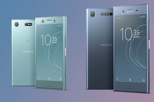 sony xperia xz1 tech