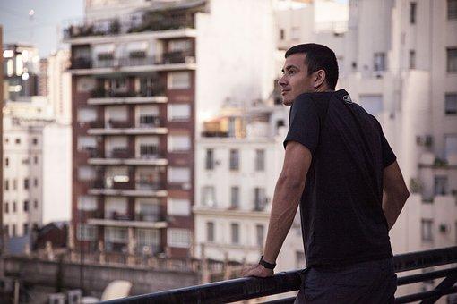 Balkon Apartemen