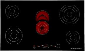 مسطح كهرباء 90 سم ايكوماتيك