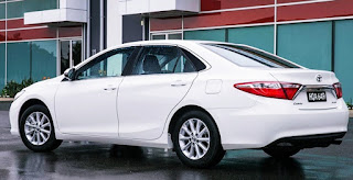 2016 Toyota Camry Altise Review Drive