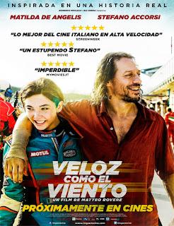 Veloce come il vento (Veloz como el viento) (2016)