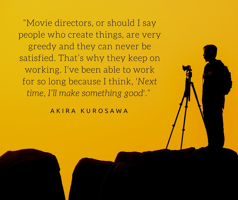 Atlas Distribution Company Blog 7 Filmmaking Quotes To Inspire You