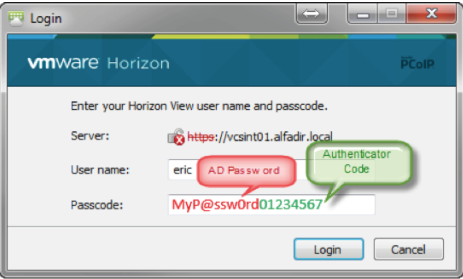 Even Gooder: Providing Two-factor Authentication For VMware