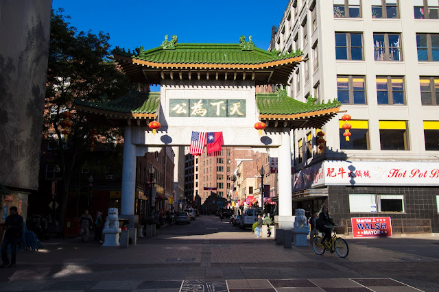 Chinatown-Boston