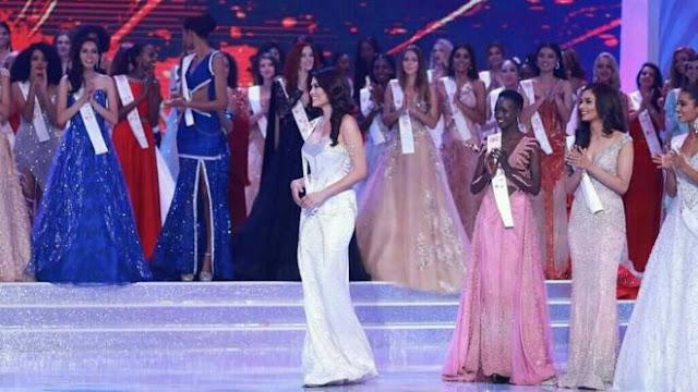 Mkenya Magline Jeruto Ashinda Taji la Miss  Afrika