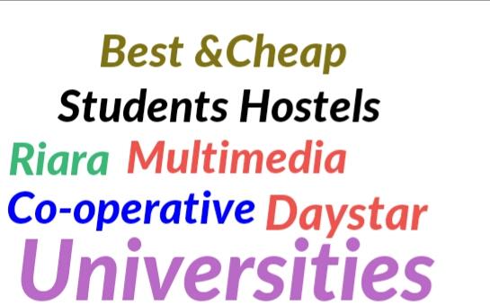 Students accommodation, Daystar Co-operative Multimedia