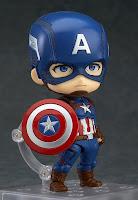 Captain America  Nendoroid