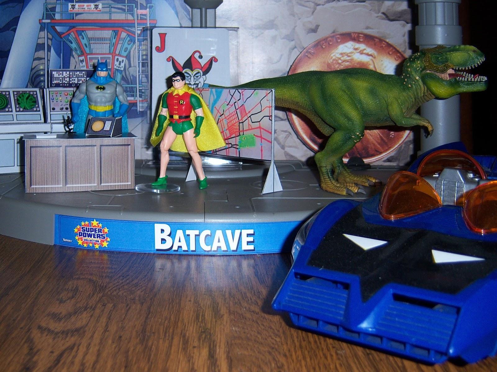 Super Powers Batcave | Weird Fantastic Toy Adventures