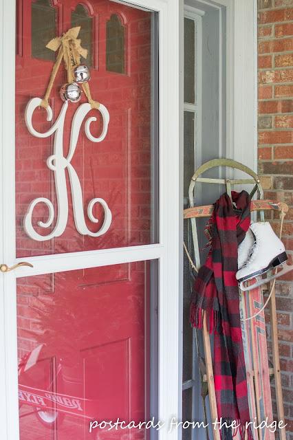 Benjamin Moore Raspberry Truffle Front Door
