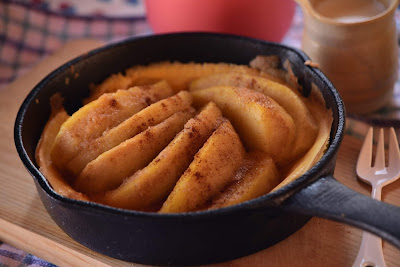 Easy and quick Dutch Baby