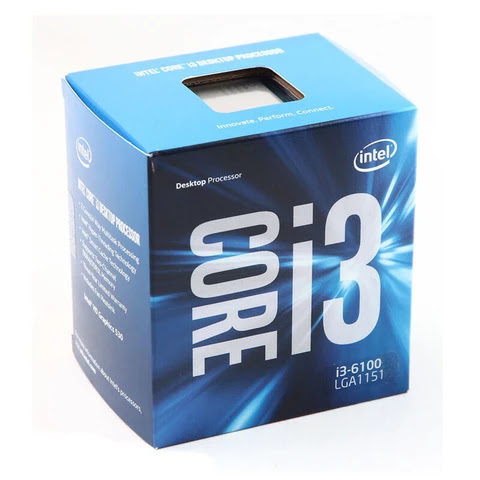 Review Prosesor Intel Core i3-6100