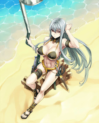 selvaria in bikini photo